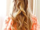 Easy Hairstyles to Do On Wet Hair 36 Easy Summer Hairstyles to Do Yourself Beauty Fun