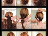 Easy Hairstyles to Do On Your Own 15 Super Easy Hairstyle Tutorials to Make Your Own