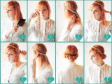 Easy Hairstyles to Do On Your Own 16 Super Easy Hairstyles to Make Your Own