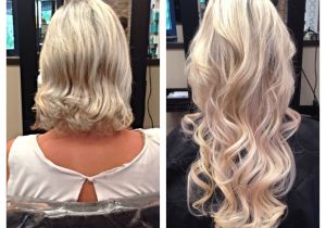 Easy Hairstyles to Do with Clip In Extensions Amazing Transformation 18in Hair Extensions Styles by Sabrina