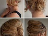 Easy Hairstyles to Do Yourself for Short Hair Latest Bun Hairstyles Different Types Of Bun Hairstyles