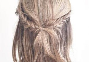 Easy Hairstyles Using Plaits Back View Of Beautiful Short Hairstyles 2018 with Little Cross
