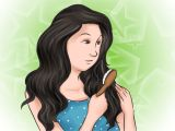Easy Hairstyles Wikihow 4 Ways to Do Simple Quick Hairstyles for Long Hair Wikihow