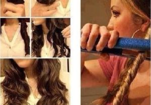 Easy Hairstyles with A Straightener 15 Best Images About Hair On Pinterest