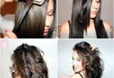 Easy Hairstyles with A Straightener Cute Easy Hairstyles to Do with A Straightener
