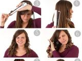 Easy Hairstyles with A Straightener Hairstyles Using A Straightener