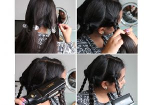 Easy Hairstyles with A Straightener Simple Hairstyles that You Can Achieve with A Flat Iron