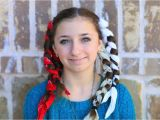 Easy Hairstyles with Bandanas Bandana Curls No Heat Curl Hairstyles
