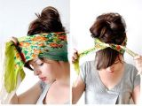 Easy Hairstyles with Bandanas Bandana Hairstyles top 10 Simple Ways [tutorials] top