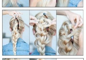Easy Hairstyles with Clips 15 Very Amiable and Very Simple Diy Hairstyle Tutorials