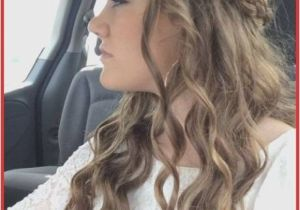 Easy Hairstyles with Curls Good 21 Cute and Easy Curly Hairstyles