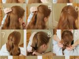 Easy Hairstyles with Extensions the 9 Most Flattering 5 Minutes Easy Messy Up Do for Daily