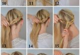 Easy Hairstyles with Instructions 17 Easy Diy Tutorials for Glamorous and Cute Hairstyle