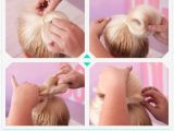 Easy Hairstyles with Instructions Easy Hair Bow Tutorial