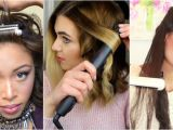 Easy Hairstyles with Just A Straightener 8 Ways to Use Your Flat Iron — Flat Iron Hacks
