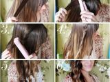 Easy Hairstyles with Just A Straightener Quiet Easy for Sunny Days Just when You Can T Be Bothered