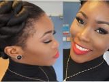 Easy Hairstyles with Kanekalon Hair Natural Hairstyles with Braiding Hair