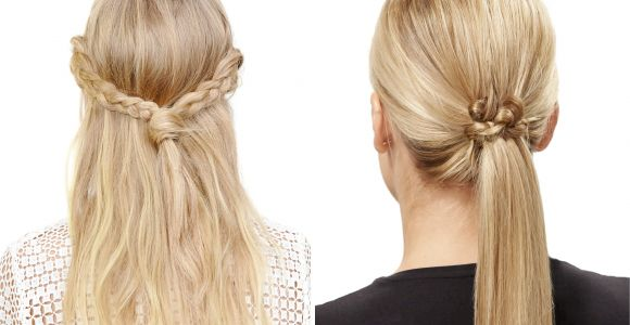 Easy Hairstyles with Only A Hair Tie 7 Easy Hairstyles You Can Create Using Invisibobble