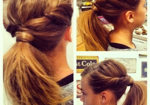 Easy Hairstyles with Ponytails 10 Cute Ponytail Ideas Summer and Fall Hairstyles for