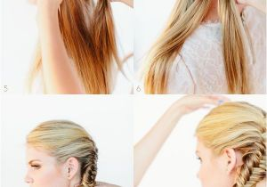 Easy Hairstyles with Steps Simple Hairstyles for School Step by Step