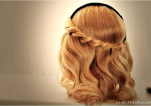 Easy Hairstyles with Your Hair Down 5 Minute Hairstyles