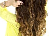 Easy Hairstyles with Your Hair Down Cute Bo Braid Half Up Half Down Hairstyle