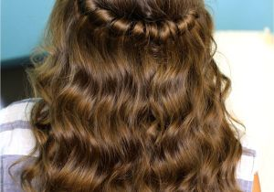 Easy Hairstyles with Your Hair Down Headband Twist Half Up Half Down Hairstyles