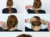 Easy Hairstyles You Can Do In Five Minutes 12 Five Minute Gorgeous and Easy Hairstyle Hair Pinterest