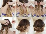 Easy Hairstyles You Can Do In Five Minutes Beautiful Cute 5 Minute Hairstyles