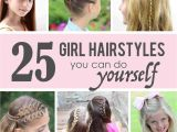 Easy Hairstyles You Can Do On Yourself for School Nice Hairstyles for School Girls Lovely Easy Hairstyles for Middle