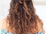 Easy Half Up Hairstyles for Curly Hair 3 Easy to Make Hairstyles for Naturally Curly Hair