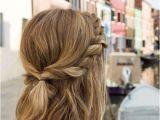 Easy Half Up Hairstyles for Medium Hair 10 Super Trendy Easy Hairstyles for School Popular Haircuts