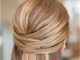 Easy Half Up Hairstyles for Medium Hair 15 Casual & Simple Hairstyles that are Half Up Half Down