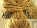 Easy Half Up Hairstyles for Medium Hair Updo Hairstyles Tutorials for Medium Hair Simple Half