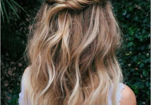 Easy Half Up Half Down Hairstyles for Long Hair 15 Casual & Simple Hairstyles that are Half Up Half Down
