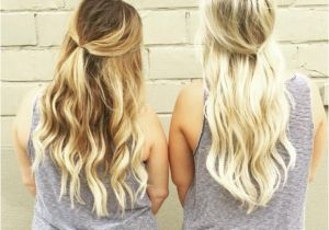 Easy Half Up Half Down Hairstyles for Long Hair 22 New Half Up Half Down Hairstyles Trends Popular Haircuts