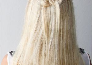Easy Half Up Half Down Hairstyles for Long Hair Easy Half Up Half Down Hairstyles to Rock for Any