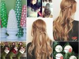 Easy Holiday Party Hairstyles Chic Christmas Hairstyles Ideas for 2013 Christmas Parties