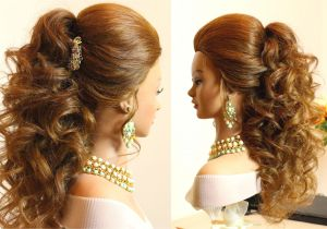 Easy Homecoming Hairstyles for Long Hair Easy Bridal Prom Hairstyles for Long Hair Hairstyles