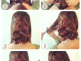 Easy Homemade Hairstyles 17 Quick and Easy Diy Hairstyle Tutorials