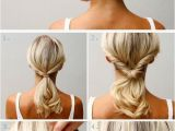 Easy Homemade Hairstyles 20 Diy Wedding Hairstyles with Tutorials to Try On Your
