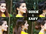 Easy Indian Hairstyles for Short Hair 6 Quick & Easy Indian Hairstyles for Medium to Long Hair