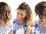 Easy Indian Hairstyles for Short Hair Cute Hairstyles Awesome Cute Easy Hairstyles for School