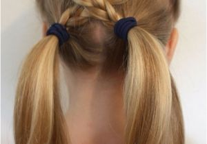 Easy Kid Hairstyles for Long Hair Cool Easy Hairstyles for Kids