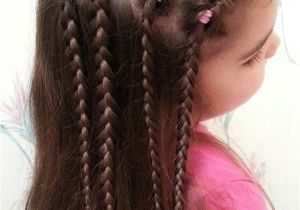 Easy Kid Hairstyles for Long Hair Kids Hairstyle Charli S Do Pinterest
