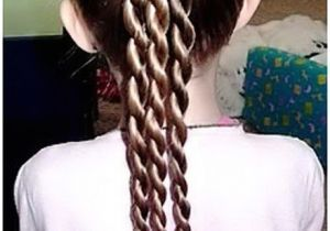 Easy Kid Hairstyles for Long Hair Sporty Hairstyles for Long Hair