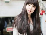 Easy Korean Hairstyles 15 Ideas Of Long Hairstyles Korean