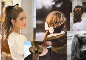 Easy Lazy Day Hairstyles 7 Days 7 Ways Hairstyles for Those Lazy Days Day 1
