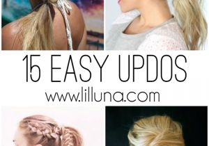 Easy Lazy Day Hairstyles Lazy Day Hairstyles for Long Hair Hairstyles