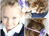 Easy Little Girl Hairstyles for School 10 Easy Hairstyles for Girls somewhat Simple